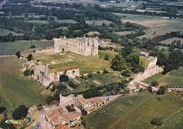 85-----MAILLEZAIS---vue Générale Aérienne--l'abbaye Saint-pierre--voir 2 Scans - Maillezais