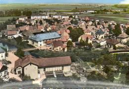 CPSM - ERSTEIN (67) - Vue Aérienne Sur Le Quartier Du Bruhly Dans Les Années 60 - France