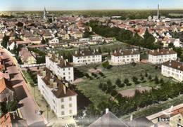CPSM - ERSTEIN (67) - Vue Aérienne Sur Le Quartier Des H.L.M. Dans Les Années 60 - France