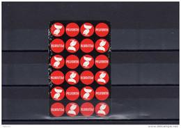 Dos D´une Carte à Jouer De La Biere PELFORTH - Cartes à Jouer