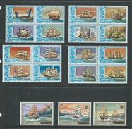 Penrhyn Island 1981 Ship Definitive Set Of 43 MNH , Couple Gum Imperfections - Penrhyn