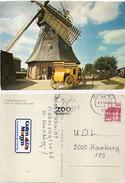In Niedersacchsen - Foto : H. Müller-Brunke - Attelage Et Moulin A Vent    (94533) - Germany