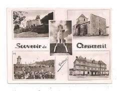 Memorial Chasseneuil- Souvenir -(B.7095) - Chateauneuf Sur Charente