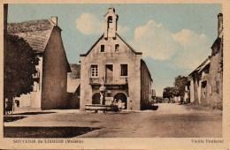 57 Souvenir De LIXHEIM  Vieille Fontaine - Otros Municipios