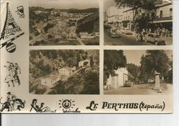 LE PERTHUS    4 Vues Dont 2CV   LC 50 - Autres Communes