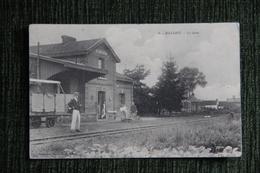 MATIGNY - La Gare - Autres Communes
