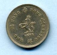 1978 1 DOLLAR - Hong Kong