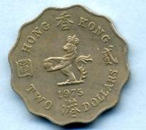 1975 2 DOLLARS - Hong Kong