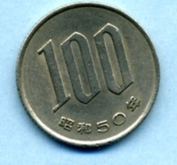 50  100 YENS - Japon