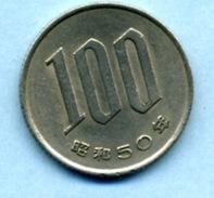 50  100 YENS - Japan