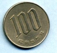 55  100 YENS - Japan