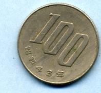 43  100 YENS - Japon