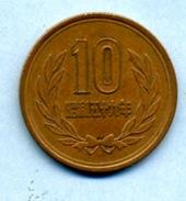 10 YENS - Japan