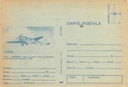 Romania 07  Flugzeug   I.C.A.R. - M 23 B Bukarest 1932  Cod 091/88  Michel P 941 - Roumanie
