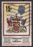 151 Trinidad E Tobago 1969 Coat Of Arms Viaggiato Used - Trinité & Tobago (1962-...)