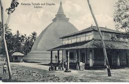 Kelaniya Temple, Dagoba - Sri Lanka (Ceylon)