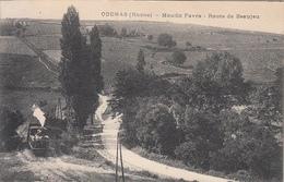 ODENAS (69) Moulin Favre - Route De Beaujeu - Ohne Zuordnung