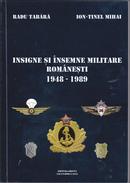 Radu Tabara , Ion-Tinel Mihai - Romanian Military Badges And Insignia 1948-1989 - Pin's & Anstecknadeln