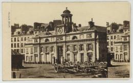CDV 1860-70 Kaiser Au Havre. Bâtiment Avec Noms De Marins En Frontispice. - Photographs