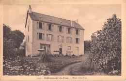 29 RARE CHATEAUNEUF DU FAOU HOTEL BELLE VUE / BELLEVUE / 2747 LE DOARE - Châteauneuf-du-Faou