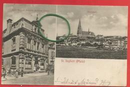 St. Ingbert (Pfalz), Saar , Cafe Becker, Oberstadt - Saarpfalz-Kreis