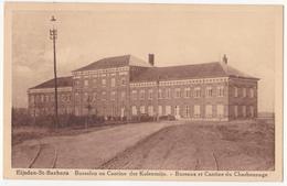 Eisden-Sint Barbara: Burelen En Cantine De Kolenmijn. - Maasmechelen