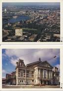 2 Geïllustreerde Briefkaarten Philato - R167 En R168 (1988, Gecombineerde Uitgifte) - Postkaarten