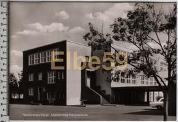 Neukirchen-Vluyn (Nordrhein-Westfalen), AK, Diesterweg-Hauptschule, Ungebraucht - Germania