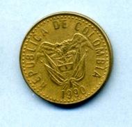 1990 20 PESOS - Colombie