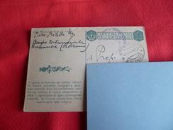 Cartolina Militare In Franchigia Posta Militare - Guerra 1939-45