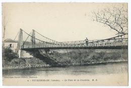 Peyrehorade Le Pont De La Coudette - Peyrehorade
