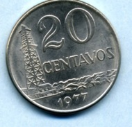 1977 20 Centavos - Brésil