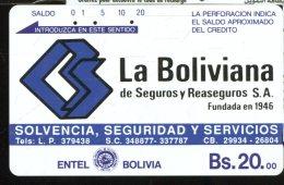 EH9712     BOLIVIE