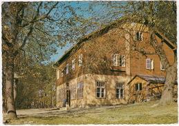 Pernitz: Schutzhaus WAXENECK, 785 M. - Muggendorf - (N-Ö., Austria) - Pernitz