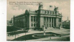 ANVERS ANTWERPEN  Musee Royal Des Beaux  Arts - Antwerpen