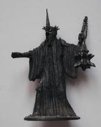 Figurine Le Seigneur Des Anneaux N°27 / Le Roi Sorcier D'angmar - Lord Of The Rings