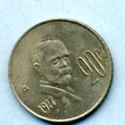 1977  20 Centavos - Mexico