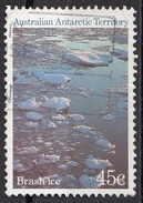 L69 Australia 1987 Australian Antarctic Territory : Brash Ice Viaggiato Used - Territorio Antartico Australiano (AAT)