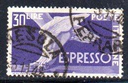 XP1763 - REPUBBLICA , Espresso Varietà Usata : Ruota Normale Sinistra - 6. 1946-.. Repubblica