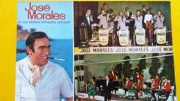 CPSM JOSE MORALES ET SON CELEBRE ORCHESTRE - Musica E Musicisti
