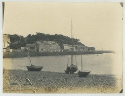 Grève De Binic. 1900-10. - Lieux
