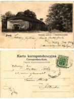 CPA BRODY Kazematy Zamkowe - Scloss-Kasematten. POLAND (371422) - Other Collections