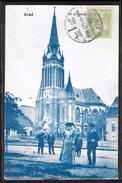 CPA ROUMANIE - Arad, Az Uj Evange... - Romania