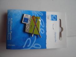 GREECE PIN PINS OLYMPIC GAMES ATHENS 2004  HOCKEY - Pins