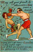 COMIC -  DAUBER - WILDT And KRAY 906 - BOXING COMIC - MAY ALL YOUR FRIENDS.... Com308 - Fumetti