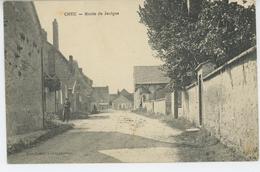 CHÉU - Route De Jaulges - Altri Comuni