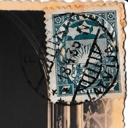 Carte Postale Riga Lettonie 1935 Pour La Belgique Latvija Carte Photo - Lettonie