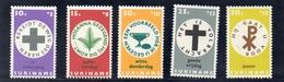SURINAME 1968 ** - Surinam ... - 1975