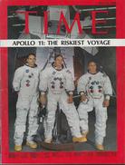 Time July 25 1969 Apollo 11 - Books, Magazines, Comics