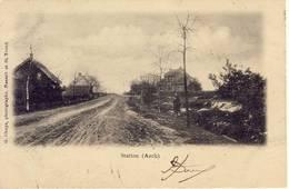 Asch As Station (en Omgeving) 1903 - As
